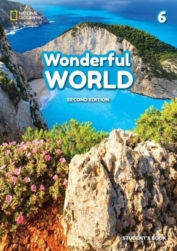 Wonderful World (2nd Edition) 6 Student's Book / Підручник для учня