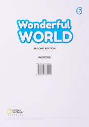 Wonderful World (2nd Edition) 6 Posters / Плакати