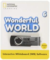 Wonderful World (2nd Edition) 6 Interactive Whiteboard Software / Ресурси для інтерактивної дошки