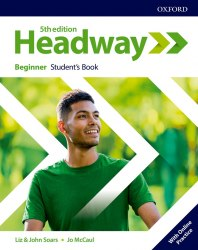 Headway (5th Edition) Beginner Student's Book with Online Practice / Підручник для учня