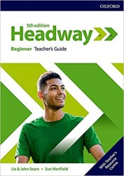 Headway (5th Edition) Beginner Teacher's Guide with Teacher's Resource Center / Ресурси для вчителя