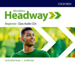 Headway (5th Edition) Beginner Class Audio CDs / Аудіо диск