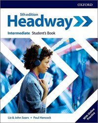 Headway (5th Edition) Intermediate Student's Book with Online Practice / Підручник для учня