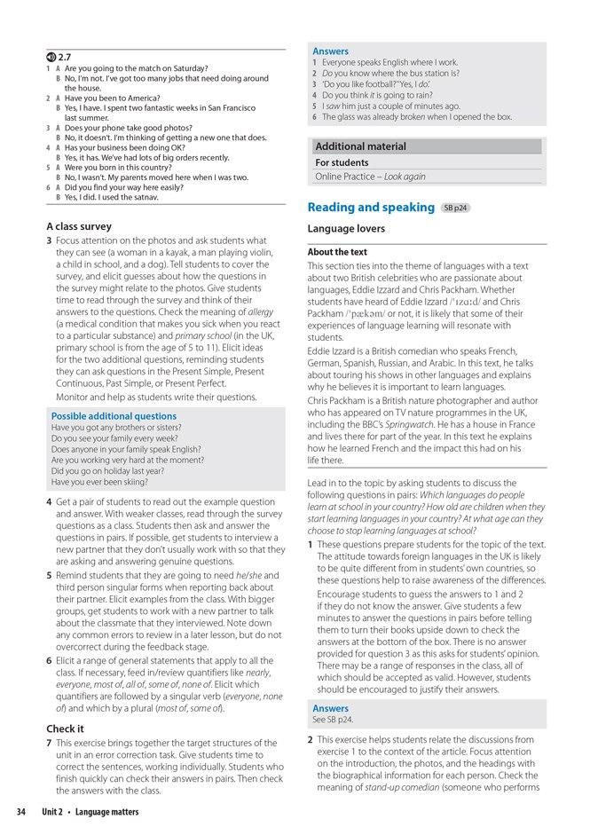 Headway (5th Edition) Intermediate Teacher & # 039