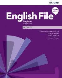 English File (4th Edition) Beginner Workbook with Key / Робочий зошит