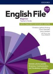 English File (4th Edition) Beginner Teacher's Guide with Teacher's Resource Centre / Ресурси для вчителя