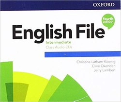 English File (4th Edition) Intermediate Class Audio CDs / Аудіо диск