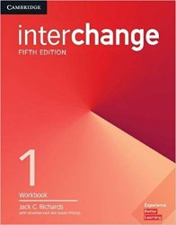 Interchange (5th Edition) 1 Workbook / Робочий зошит