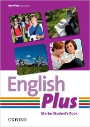 English Plus Starter Student's Book / Підручник для учня