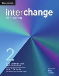 Interchange (5th Edition) 2 Student's Book with Online Self-Study / Підручник для учня