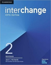 Interchange (5th Edition) 2 Workbook / Робочий зошит