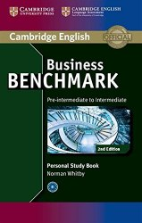 Business Benchmark (2nd Edition) Pre-Intermediate/Intermediate BULATS and Business Preliminary Personal Study Book / Додатковий підручник для учня