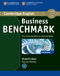 Business Benchmark (2nd Edition) Pre-Intermediate/Intermediate BULATS Student's Book / Підручник для учня