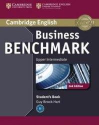 Business Benchmark (2nd Edition) Upper-Intermediate Business Vantage Student's Book / Підручник для учня