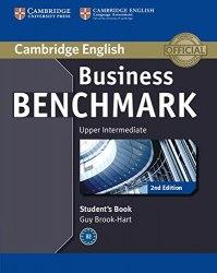Business Benchmark (2nd Edition) Upper-Intermediate BULATS Student's Book / Підручник для учня