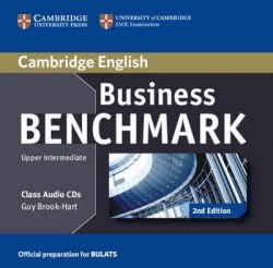 Business Benchmark (2nd Edition) Upper-Intermediate BULATS Class Audio CDs / Аудіо диск