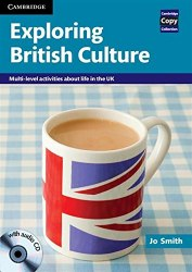 Exploring British Culture with Audio CD
