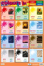 Colours / Плакат
