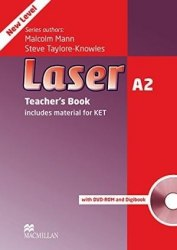 Laser A2 (3rd Edition) Teacher's Book / DVD-ROM / Digibook Pack / Підручник для вчителя