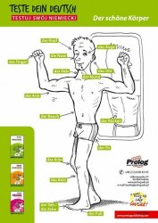 Der schöne Körper / Плакат