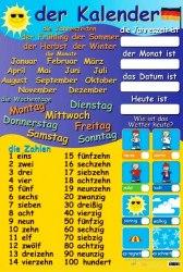Der Kalender / Плакат