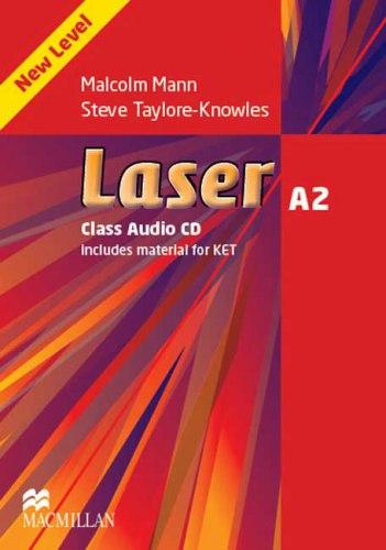 Laser A2 (3rd Edition) Class Audio CD / Аудіо диск