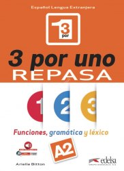 3 Por Uno A2 Libro Del Alumno + Audio Download