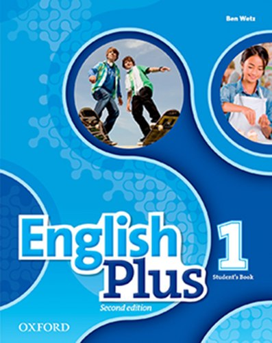 English Plus 1 (2nd Edition) Student's Book / Підручник для учня