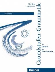 Grundstufen-Grammatik für DaF Schlüssel / Збірник відповідей