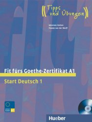 Fit fürs Goethe-Zertifikat A1: Start Deutsch 1 mit Audio-CD / Підручник для учня