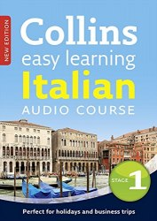 Collins Easy Learning Italian Audio Course New Edition Stage 1 / Аудіо курс