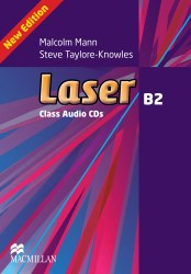 Laser B2 (3rd Edition) Class Audio CD / Аудіо диск