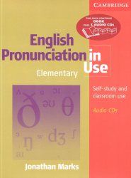 English Pronunciation in Use Elementary with answers and Audio CDs / Підручник для учня