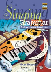 Singing Grammar Book with Audio CD / Книга з диском