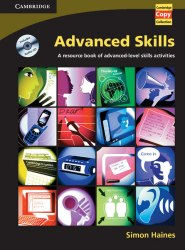 Advanced Skills with Audio CD / Книга з диском