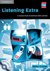 Listening Extra with Audio CD / Книга з диском