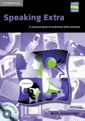 Speaking Extra with Audio CD / Книга з диском