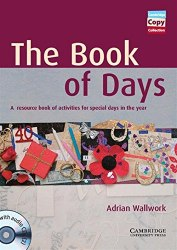 Cambridge Copy Collection: The Book of Days with Audio CDs / Книга з диском
