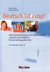 Deutsch ist easy! Buch und CD / Методичний посібник