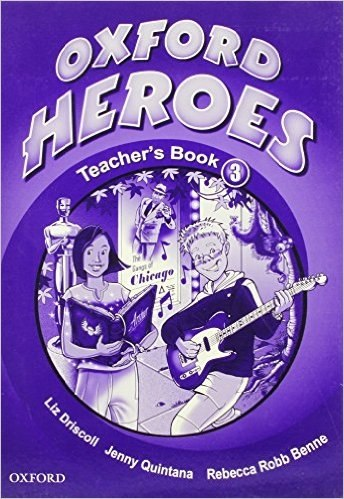 Oxford Heroes 3 Teacher's Book / Підручник для вчителя