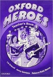 Oxford Heroes 3 Teacher's Book Oxford University Press