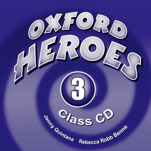 Oxford Heroes 3 Class CD / Аудіо диск