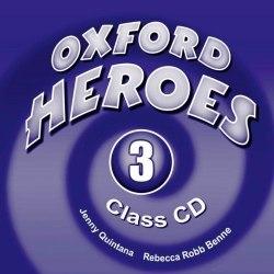Oxford Heroes 3 Class CD Oxford University Press