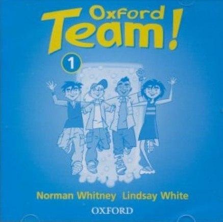 Oxford Team! 1 Class CD / Аудіо диск