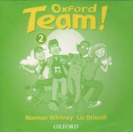 Oxford Team! 2 Class CD / Аудіо диск
