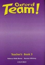 Oxford Team! 3 Teacher's Book Oxford University Press