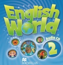 English World 2 CD Macmillan