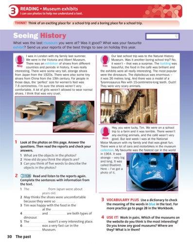 English Plus 2 (2nd Edition) Student's Book / Підручник для учня