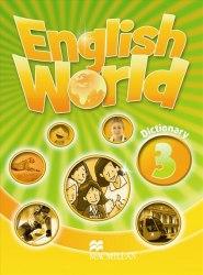 English World 3 Dictionary / Словник
