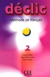 Déclic 2 Méthode de Français - Livre de l'élève / Підручник для учня
